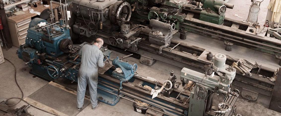 machine shop livermore ca